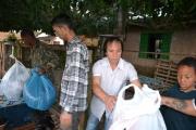 Doações para Famílias atingidas pela enchente em Alvorada